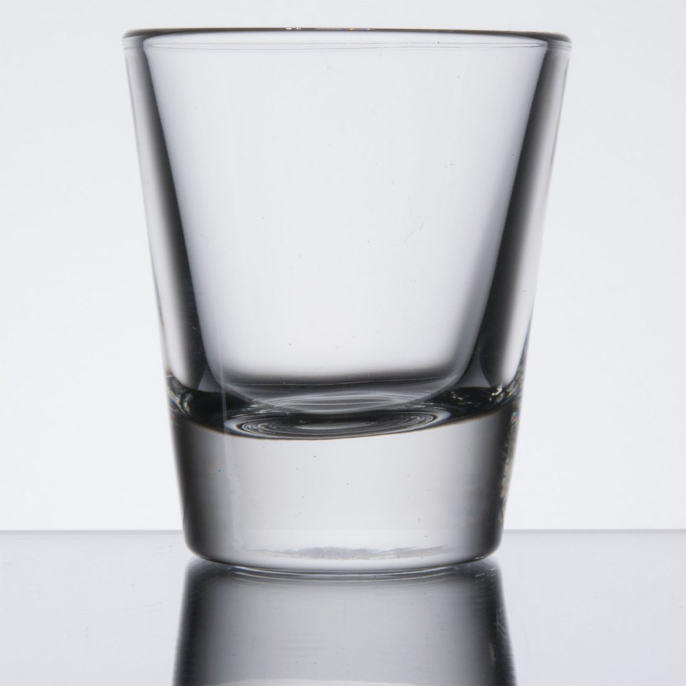 Libbey 5120 Whiskey Shot Glass 1.5 oz. - 6 doz