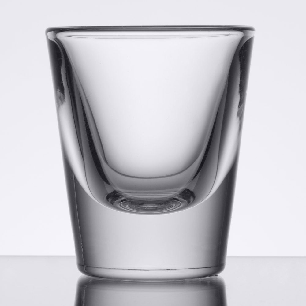 Libbey 5121 Whiskey / Shot Glass 1.25 oz. - 6 Doz