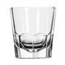 Libbey 5130 Old Fashioned Tumbler Glass 5 oz. - 3 doz