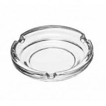 Libbey 5156 Glass Round Ashtray 4