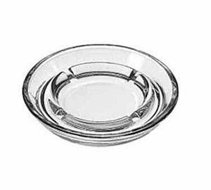 Libbey 5164 Glass Safety Ashtray 5 - 3 doz