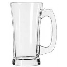 Libbey 5203 Flared Beer Mug 11 oz. - 2 doz