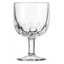 Libbey 5212 Hoffman House Goblet Glass 12 oz. - 1 doz