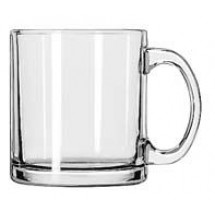 Libbey 5213 Glass Coffee Mug 13 oz. - 1 doz
