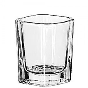 Libbey 5277 Prism Shot Glass 2 oz. - 6 doz