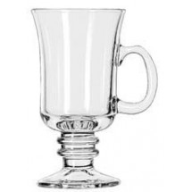 Libbey 5295 Irish Glass Coffee Mug 8.5 oz. - 2 doz