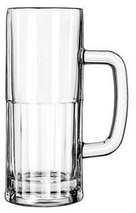 Libbey 5360 Tall Beer Mug 22 oz. - 1 doz