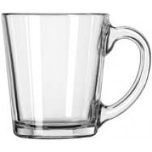 Libbey 5544 All-Purpose Glass Mug 13.5 oz. - 1 doz