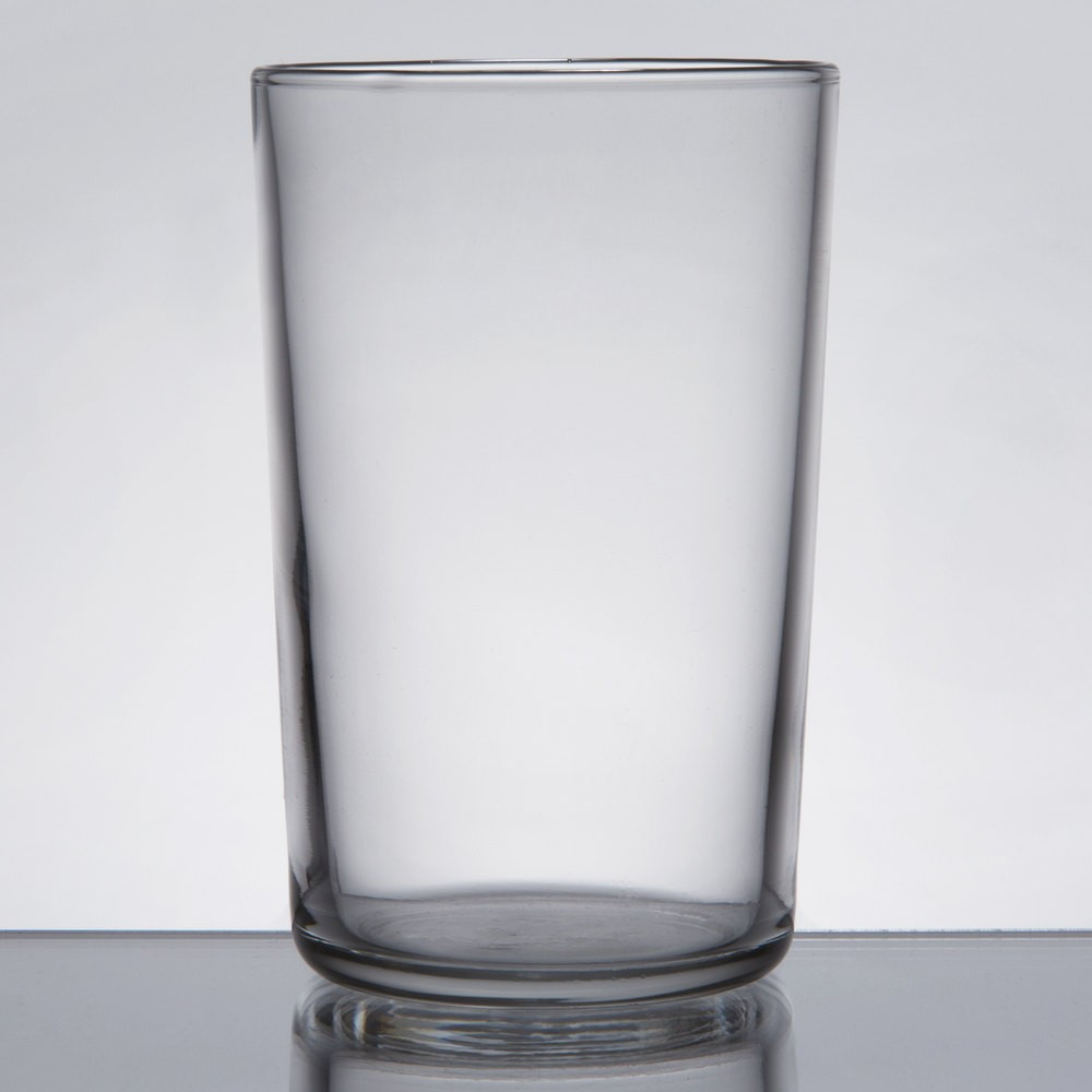 Libbey 56 Straight Sided Juice Glass 5 oz. - 6 doz