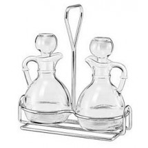 Libbey 80371 Three-Piece Cruet Set - 6 set