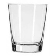 Libbey 816CD Heavy Base Double Old Fashioned Glass 15 oz. - 3 doz