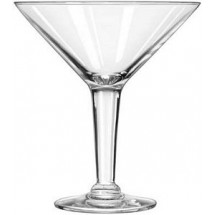 Libbey 9570101 Grande Super Stem Martini Glass 44 oz. - 1/2 doz
