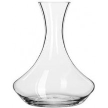 Libbey 96958S1A Vina Glass Decanter 60 oz. - 2 pcs