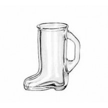 Libbey 97038 Boot Shape Shot Glass 1.5 oz. - 3 doz