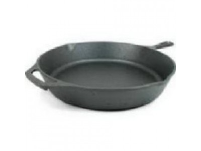 Lodge L10SK3 Cast Iron Skillet 12""