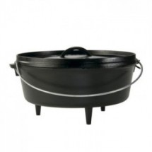 Lodge 12C02A 6 Quart Outdoor Dutch Oven