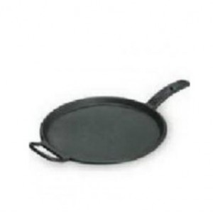 Lodge 90G2  Cast Iron Round Griddle 10""
