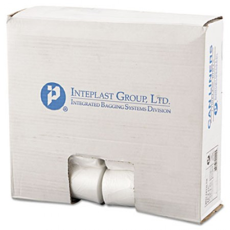 Low-Density Commercial Can Liners, 16 gal, 0.35 mil, 24