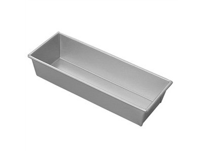 "Magna Industries 13730 Single Pullman Bread Pan 16"" x 4"""