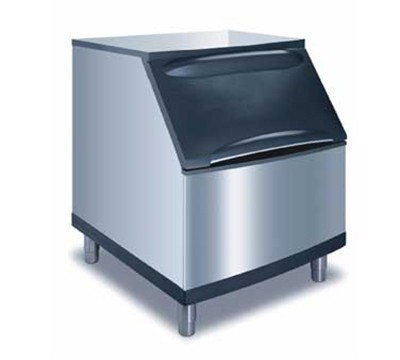 Manitowoc B-400 Ice Bin for Top Mounted Makers - 290 lb. Storage Capacity