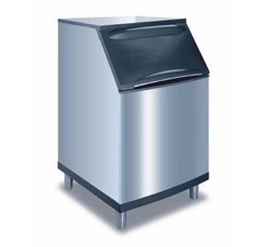 Manitowoc B-570 Ice Bin for Top Mounted Makers - 430 lb. Storage Capacity