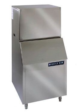 Maxx Ice MIM600 600 Lb.  Self-Contained Ice Maker