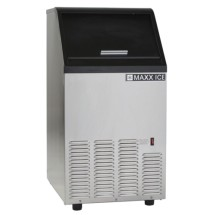 Maxx Ice MIM75 75 Lb. Self-Contained Ice Maker with Bin