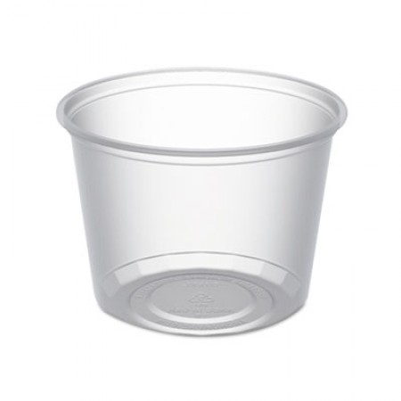 MicroLite Deli Tub, 16 oz, Clear, 500/Carton