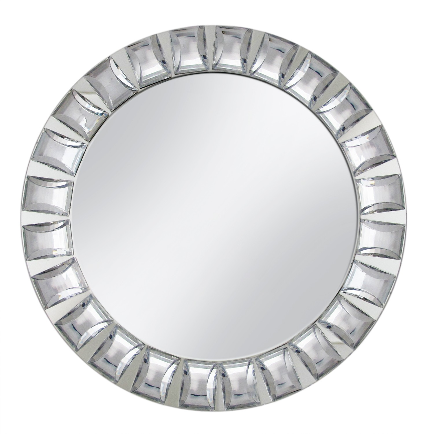 """Mirror Charger Plate 13""""D"""
