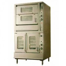 Montague 2-70A Vectaire Gas Convection Oven With Vertical Doors