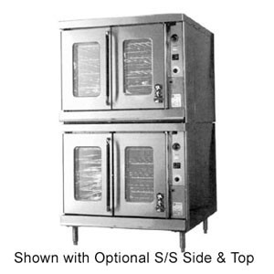 Montague 2EK12A Vectaire Full Size Electric Convection Oven With Two Speed Motors