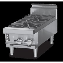 Montague-C12-5S-Legend-12--Add-a-Unit-Heavy-Duty-Countertop-Gas-Range-With-Two-Step-Up-Open-Burners
