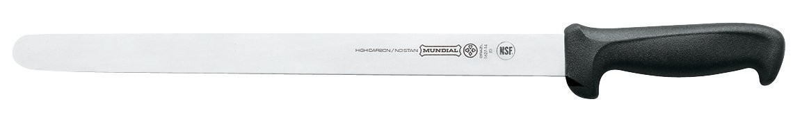 Mundial 5627-14 Slicing Knife, Black 14""