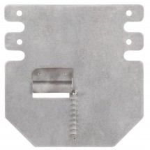 Nemco 55707-1-C Face Plate Assembly Spiral Fry