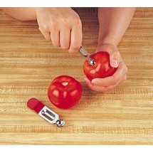 Nemco 55875 Easy Scooper Tomato Stem Remover (2/Pack)