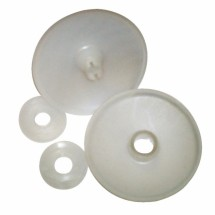 Nemco 56014 Feeder Disc Set with Nuts for ShrimpPro or ShrimpPrep