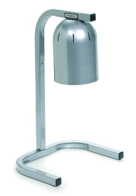 Nemco 6000A-1A Single Bulb Freestanding Compact 250 Watts Infrared Heat Lamp
