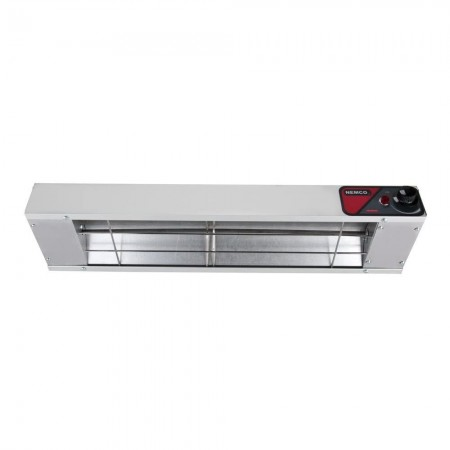 "Nemco 6151-60 Single Infrared Strip Warmer with Infinite Controls 60"" - 120V, 1400W"