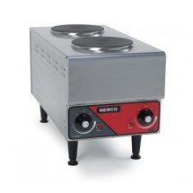Nemco 6311-1-240 2 Burner 3000 Watt Hot Plate