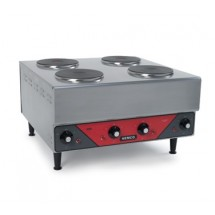Nemco 6311-2-240 4 Burner 7000 Watt Hot Plate