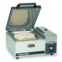 Nemco 6600 Super Shot Countertop Tortilla / Portion Steamer - 120V