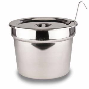 Nemco 66088-2 Inset, Cover and Ladle for 4 Qt. Warmers or Cooker / Warmers