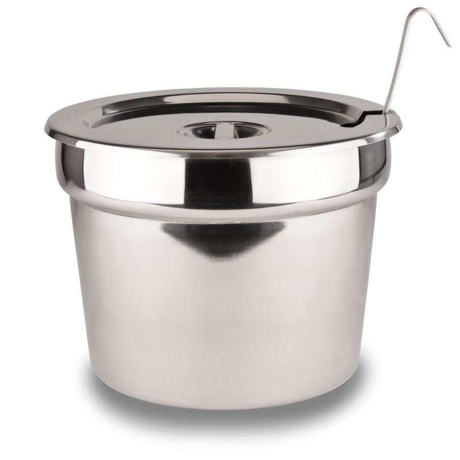 Nemco 66088-8 Inset, Cover and Ladle for 7 Qt. Warmers or Cooker / Warmers