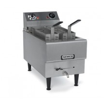 Nemco 6750-240 Countertop Electric Single Tank Pasta Cooker / Boiling Unit