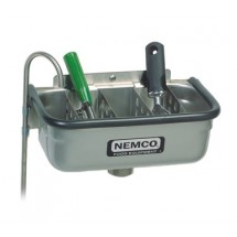 Nemco-77316-13-13--Ice-Cream-Spade-Cleaning-Well