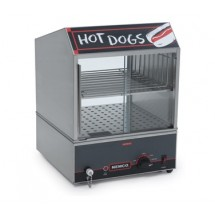 Nemco 8300-220 Roll-A-Grill Countertop Hot Dog Steamer