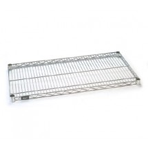 Nexel-S2460EP-24--x-60--Silver-Epoxy-Coated-Wire-Shelf----2-pcs