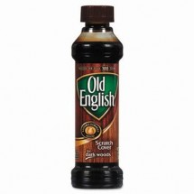 Old English Furniture Scratch Cover For Dark Wood, 8 oz. Bottle 6/Carton