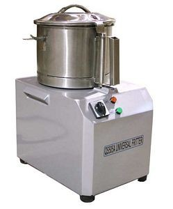 Omcan (FMA) 10917 QS Series Bowl Cutters Food Processor 5 Liter