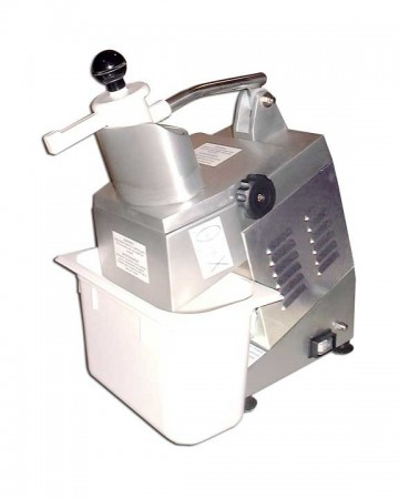 Omcan (FMA) 10927 Vegetable Cutter/Food Processor with Angled Continuous Feed